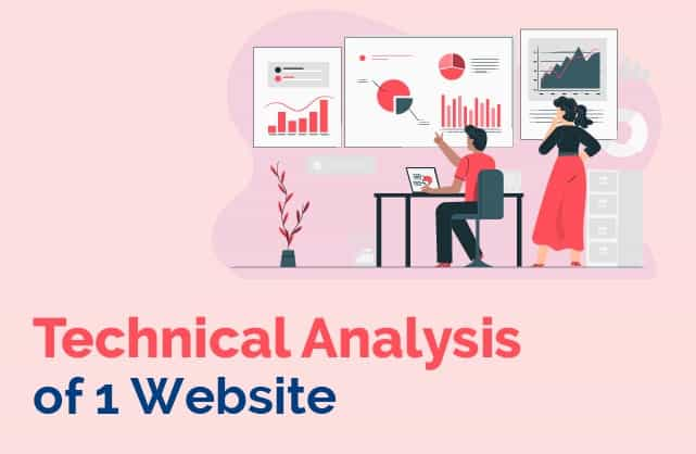 Technical Analysis of one website