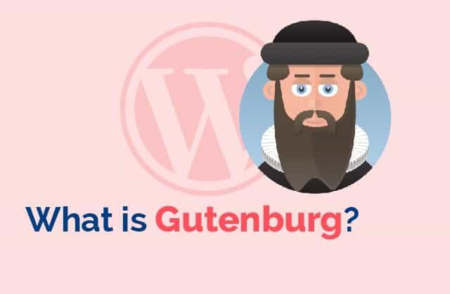 What is Gutenburg?