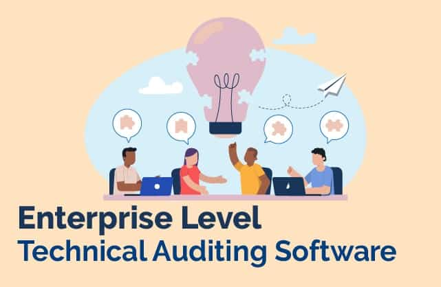 Enterprise Level Technical Auditing Software