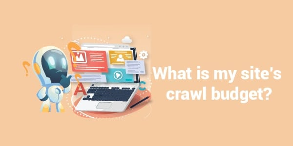 what is my sites crawl budget