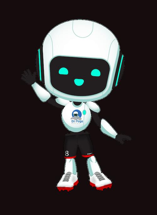 onpage rocks crawling robot