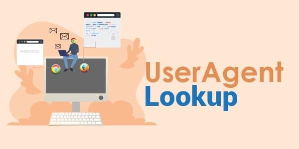 useragent lookup